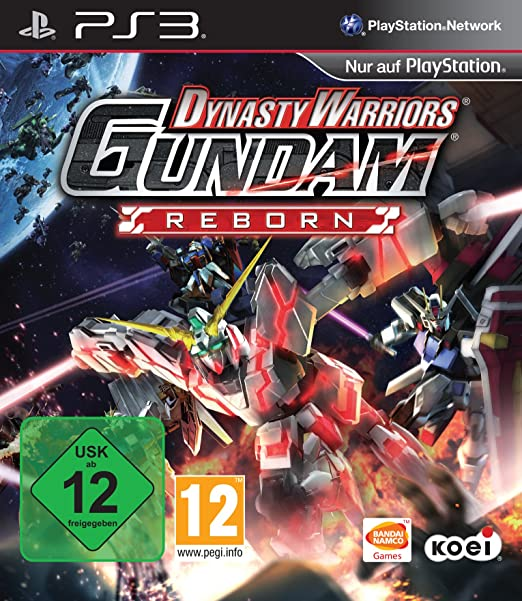 Dynasty Warriors: Gundam Reborn, PS3