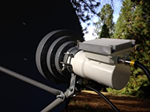 CS1 Conical Scalar Kit for Offset Satellite Dishes LNBF and Feedhorns