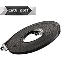 Ethernet Cable Cat 6 25ft