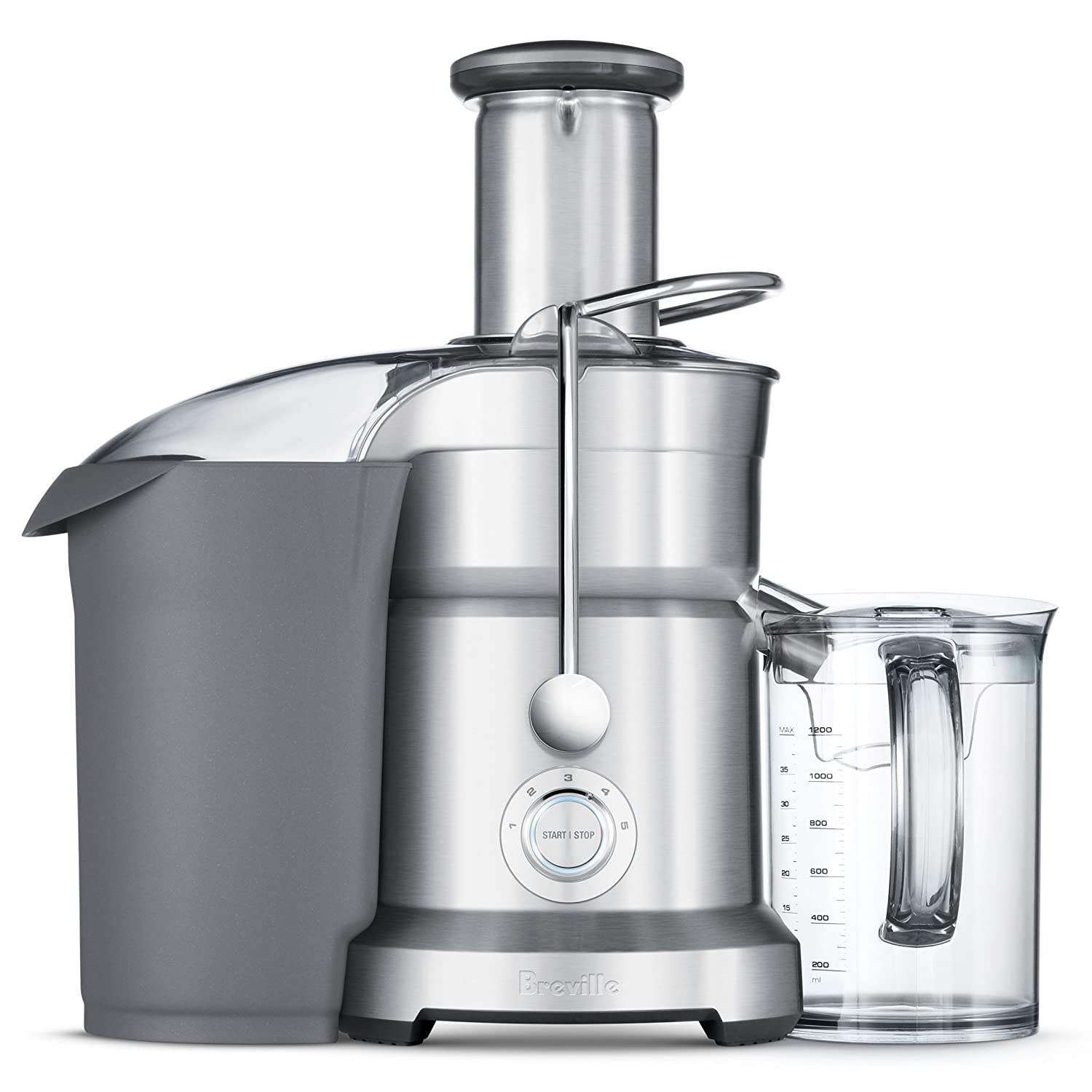 ... Breville 5 Speeds BJE820XL Juice Fountain Duo Dual Disc Juicer | eBay
