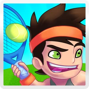 All Stars Tennis from Bubble Gum Interactive Pty Ltd