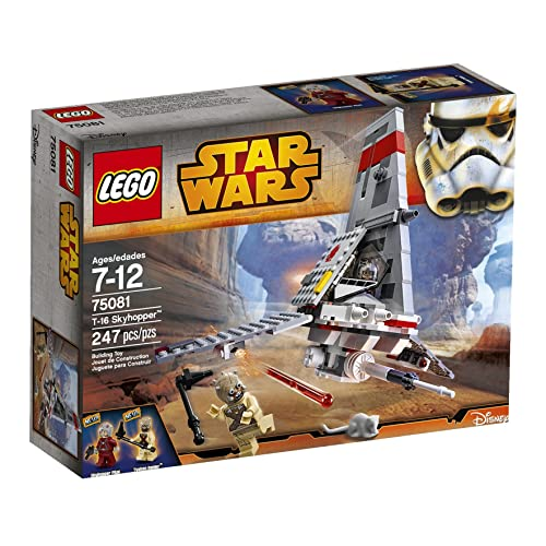 LEGO Star Wars T-16 Skyhopper Toy