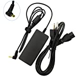 "SOLICE New 40W AC Adapter Chager Power Supply Cord for Acer Aspire One 10.1"" 8.9"" Netbook A110 A150 D150 A0A110 A0A150 D250 ZG5 AO522 AO722 Series Acer Chromebook C700 C710 AC700 ADP-40THA"