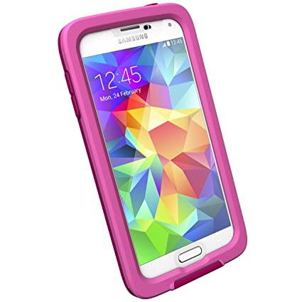 Lifeproof Fre Case for Galaxy S5 Retail Packaging
