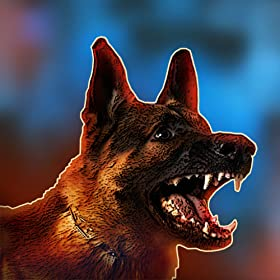 amazoncom rescue dogs k9 the police canine unit run to