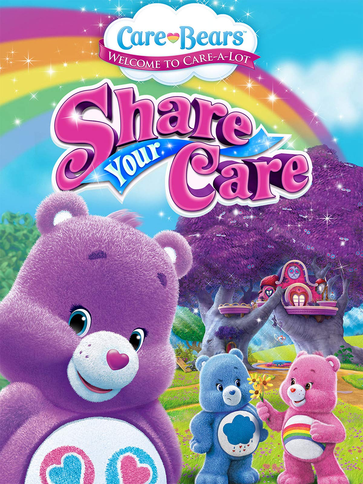 Care Bears: Share Your Care on Amazon Prime Instant Video UK