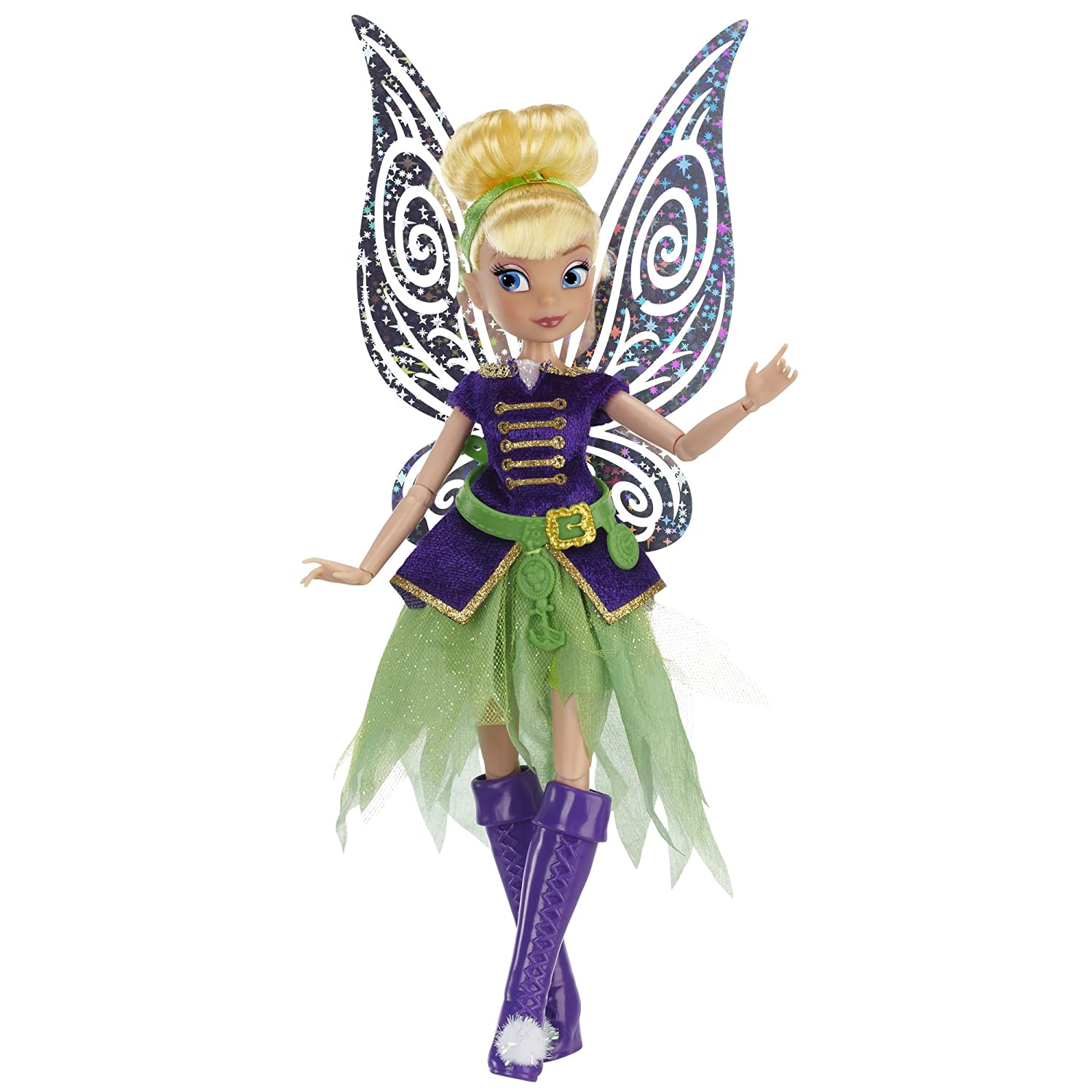 Disney Fairies Tink Wave 9 Deluxe Fashion Doll