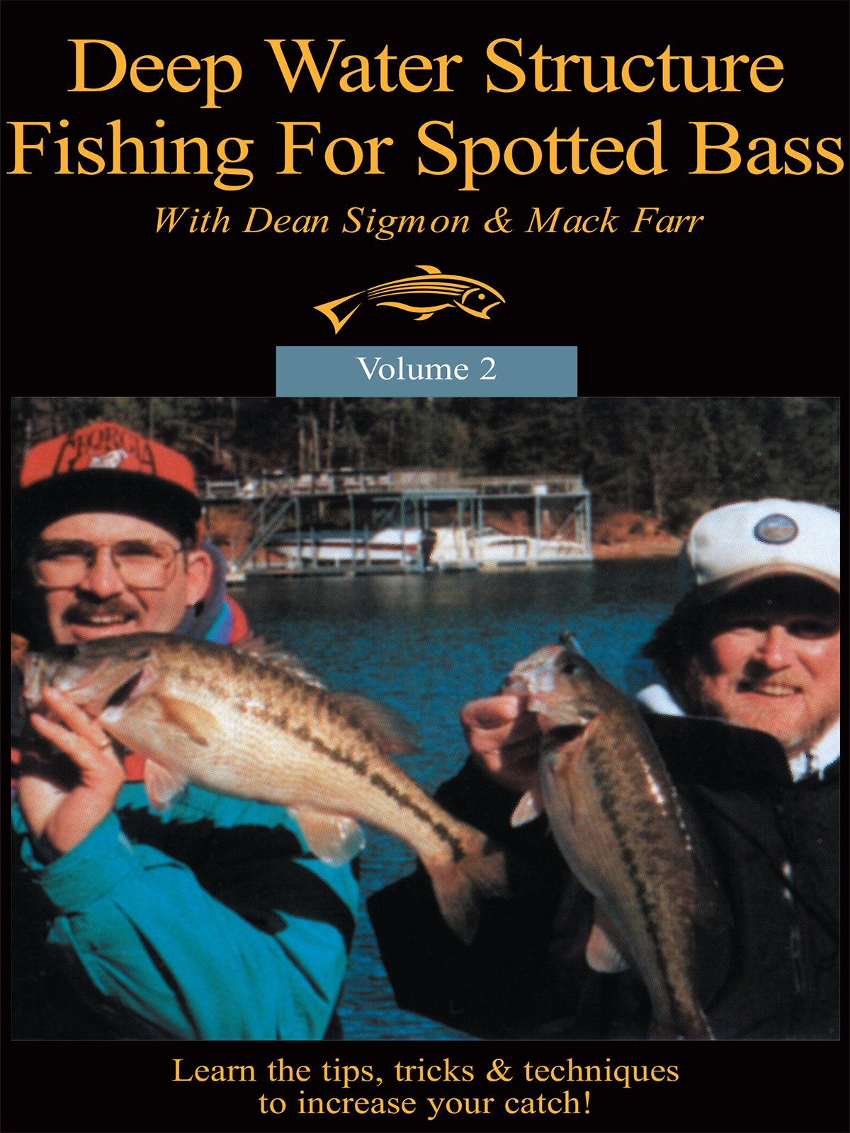 Deep Water Structure Fishing For Spotted Bass With Mack Farr on Amazon Prime Instant Video UK