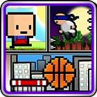 PLAYCADE : 4 Mini Games In 1
