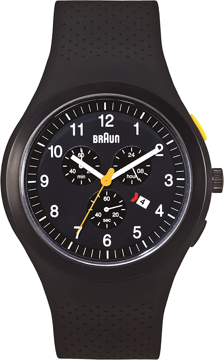 Braun Chronograph Sports Watch