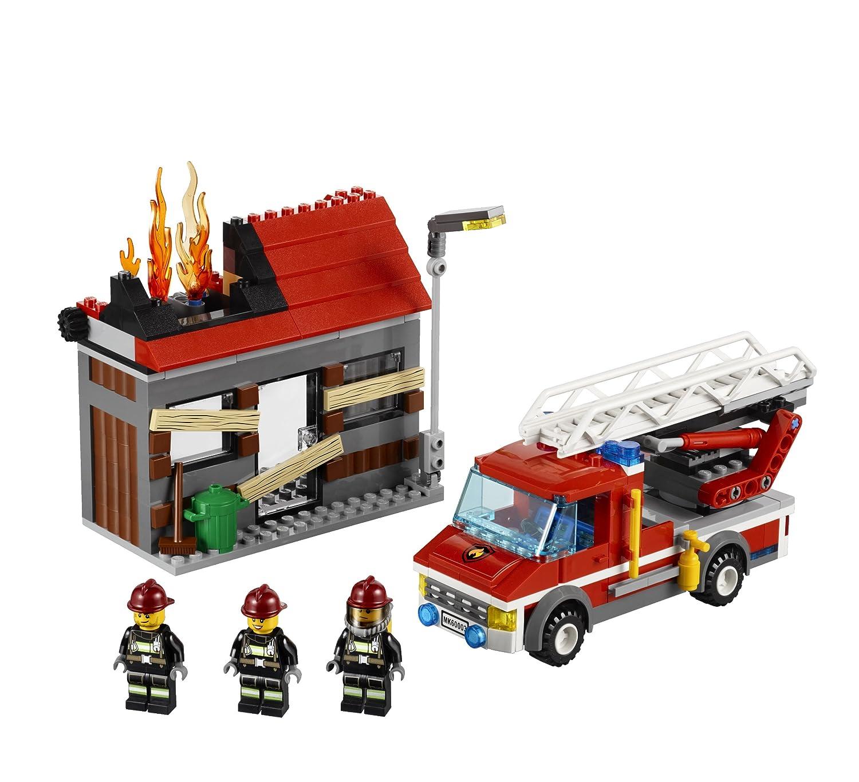 LEGO乐高60003 城市系列消防队.99 - 第1张  | 淘她喜欢