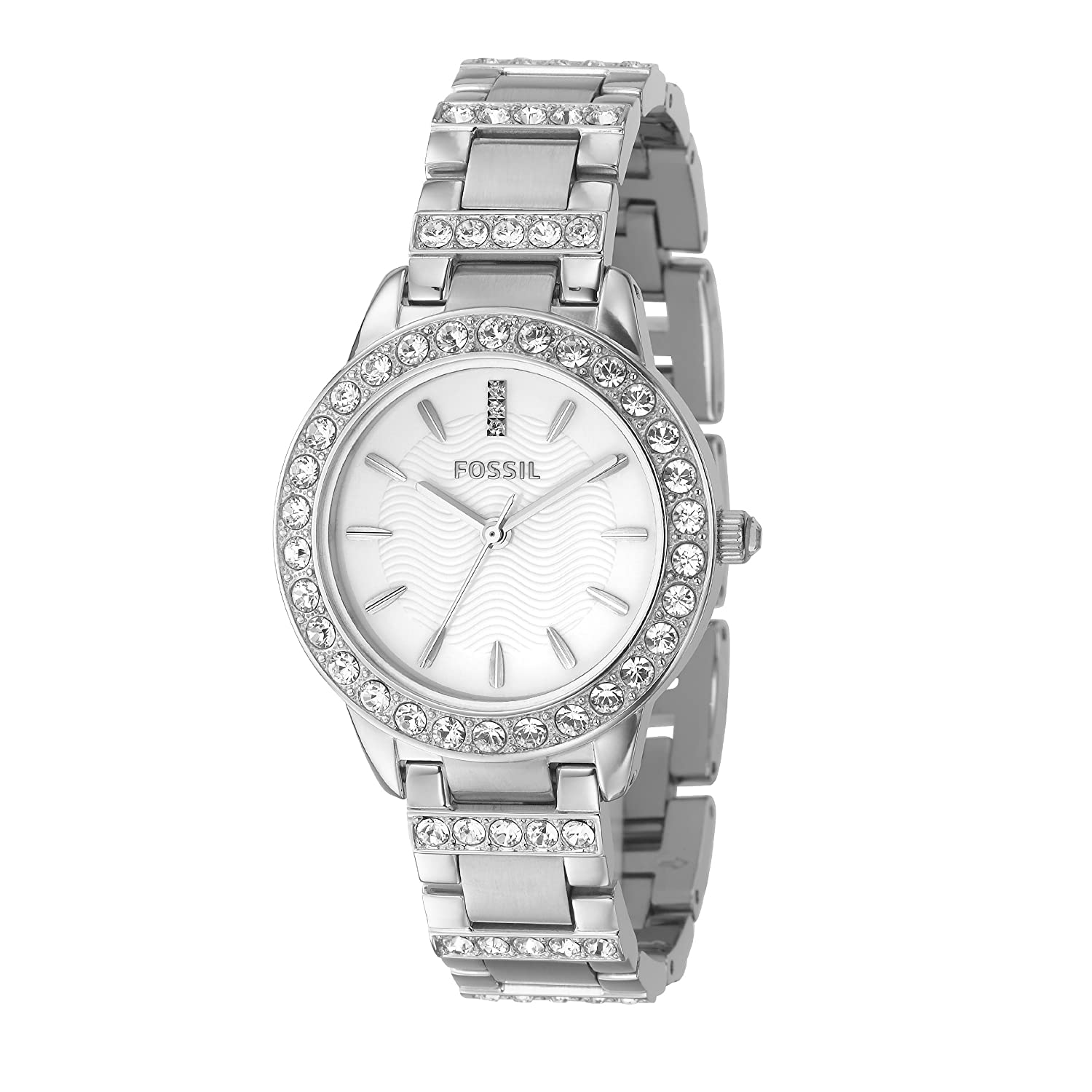 womens watches fossil womens es2362 stainless steel