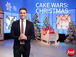Cake Wars: Christmas Season 1