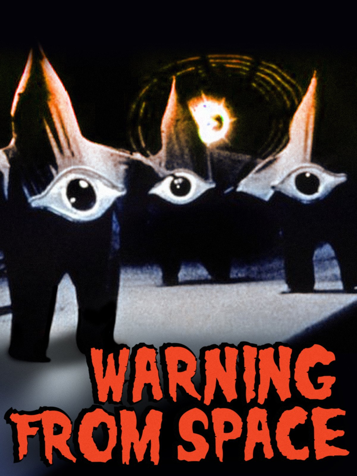 Warning From Space on Amazon Prime Instant Video UK