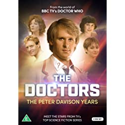 Doctors: Dr Who Peter Davison Years