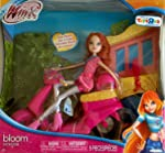 Jakks Pacific Winx Club Bloom Doll With Scooter