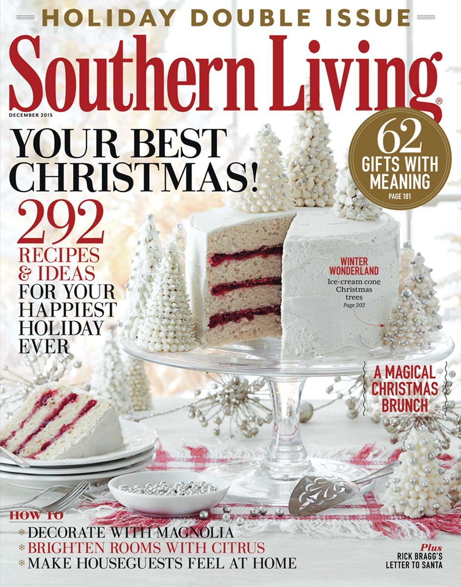 Southern Living Magazine [Kindle Edition]