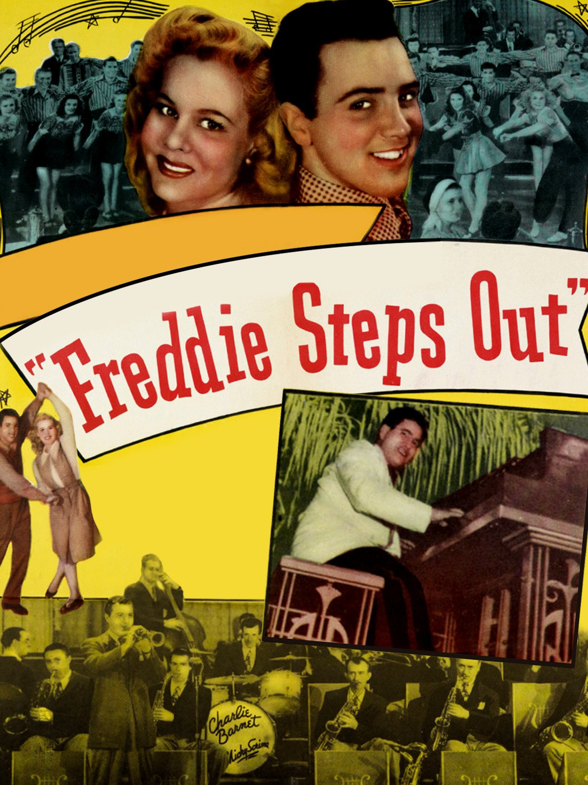 Freddie Steps Out on Amazon Prime Video UK