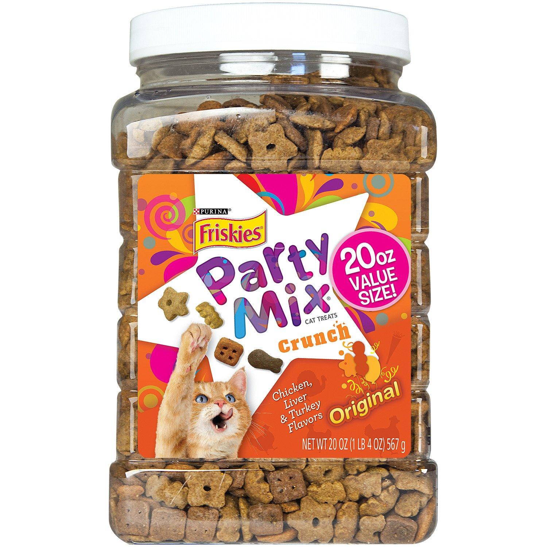 Friskies Party Mix Cat Treats