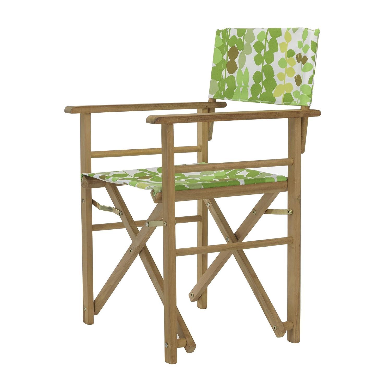 Holz-Regiesessel Designers Guild Blume greenwich leaf online bestellen