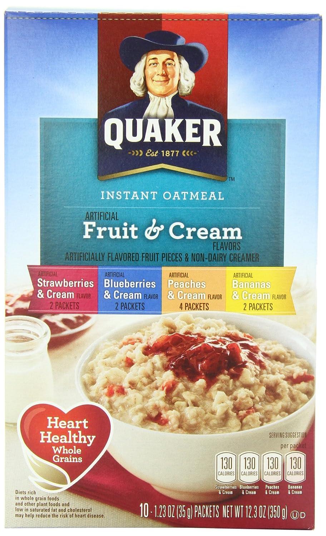 Strawberries And Cream Oatmeal Oatmeal Fruit Amp Cream
