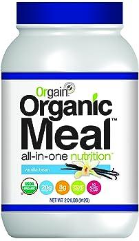 Organic Plant Based Meal Powder
