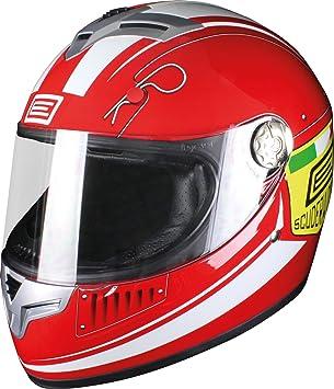 Origine helmets 203105017101706 Casque Golia Scuderia, Taille : XL, Rouge