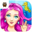 Mermaid Ava and Friends - Ocean Princess Hair Care, Make Up Salon, Dress Up and Underwater Adventures by TutoTOONS