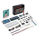 SunFounder Mega 2560 R3 Project Super Starter Kit For Arduino UNO R3 Mega2560 Mega328 Nano - Including 73 Page Instructions Book (Color: V2.0 with Mega)