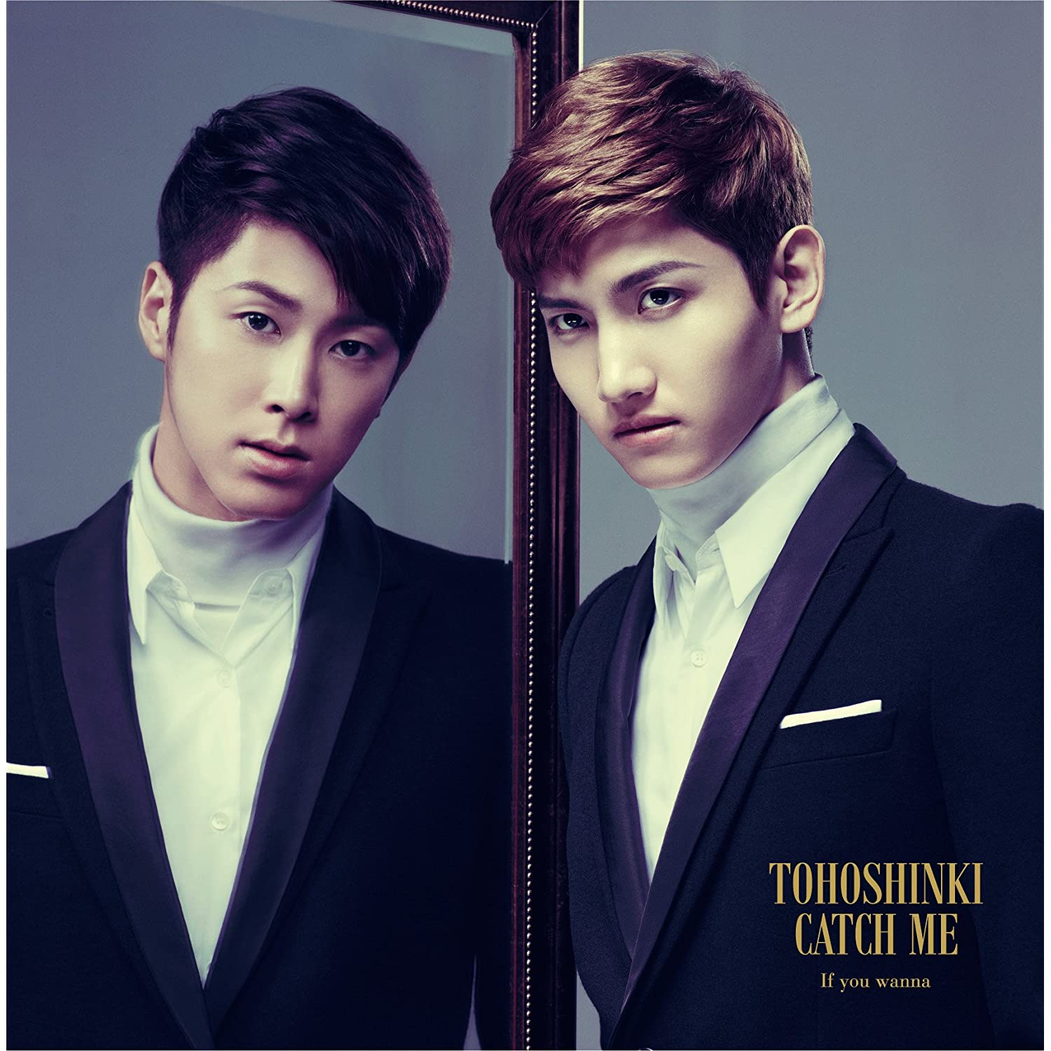 『Catch Me -If you wanna- (CD+DVD)』