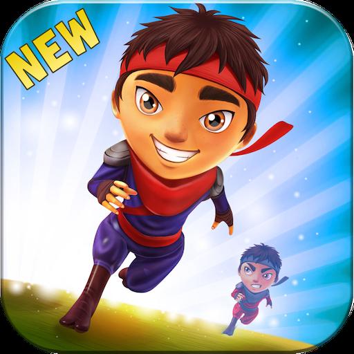 Ninja Kids Runner 3D Free Game (Free Ninja Kid compare prices)