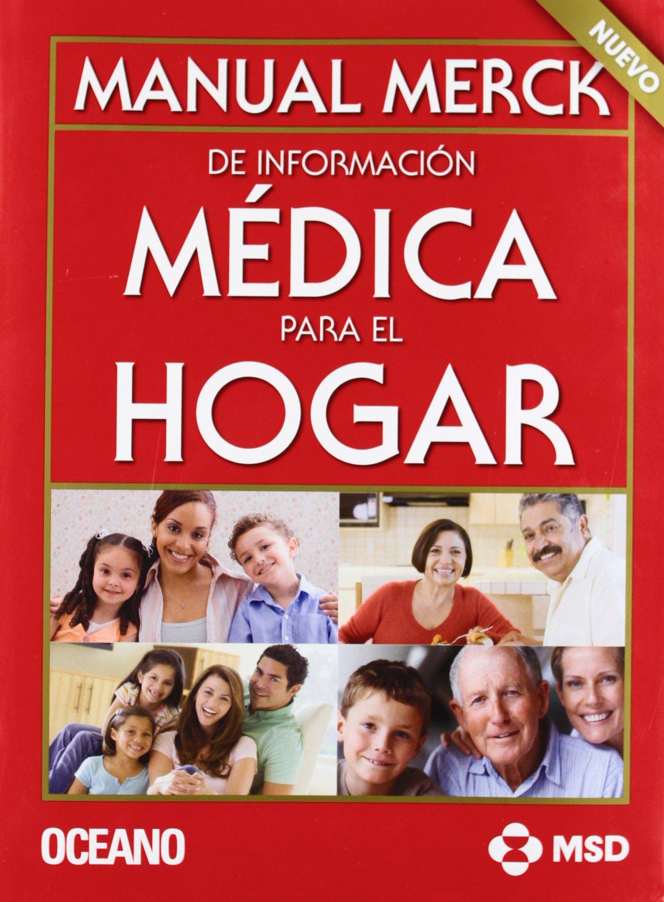 Manual Merk de información médica para el hogar 81YeixwBkwL