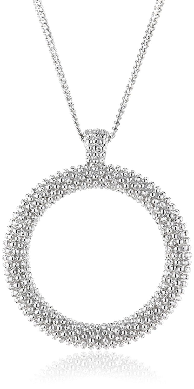 Joop Damen-Halskette Spume Epoxy schwarz 925 Sterling Silber ca. 45 cm (42 + 3 cm) JPNL90579A420 online kaufen