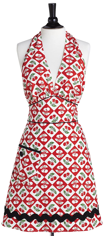 designer kitchen aprons