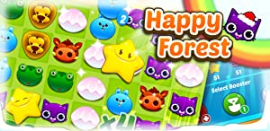 Happy Forest: Match 3 Game from Zentertain Limited