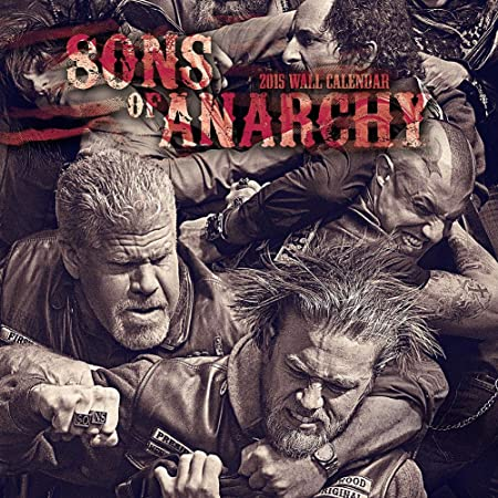 Sons of Anarchy 2015 Calendar