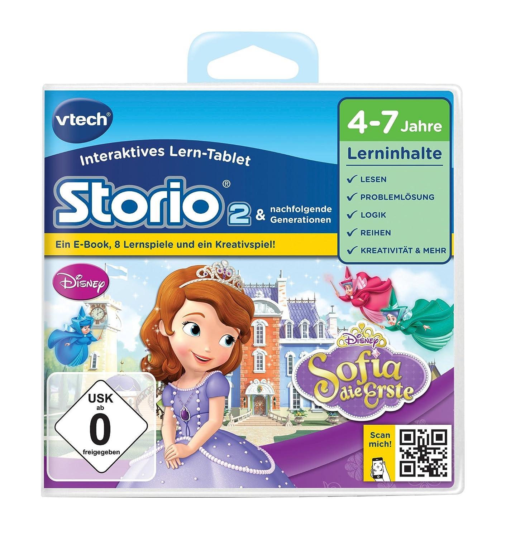 VTech 80-232004 – Storio 2 Lernspiel Sofia die Erste jetzt bestellen
