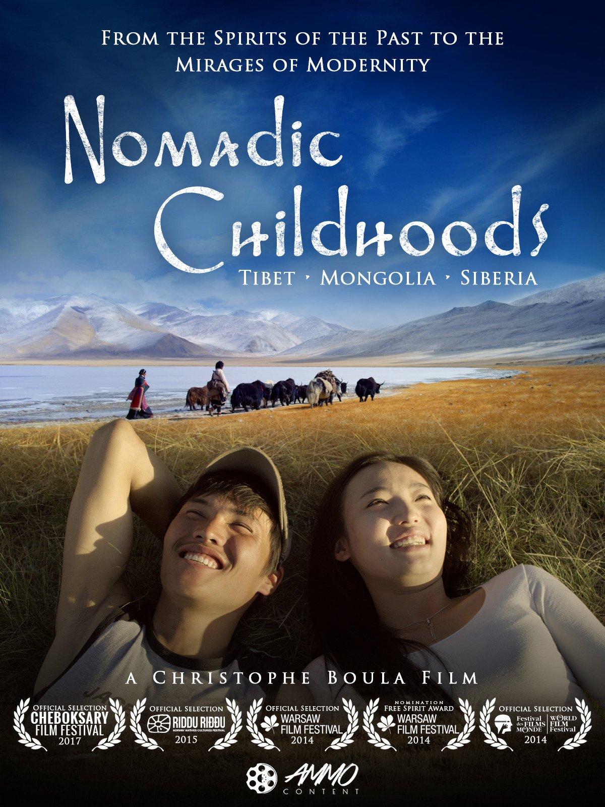 Nomadic Childhoods on Amazon Prime Instant Video UK