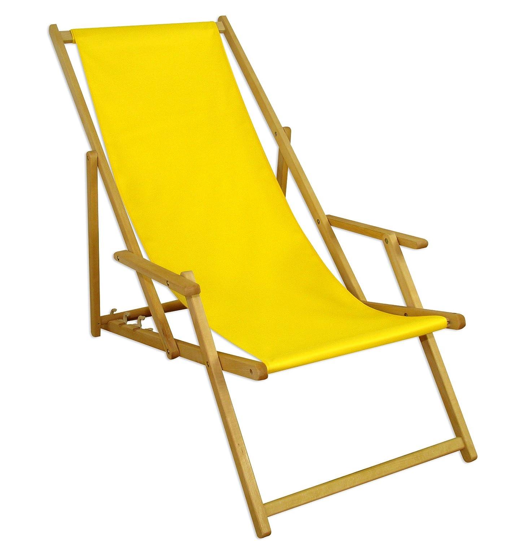 Sonnenliege Gartenliege Deckchair Saunaliege