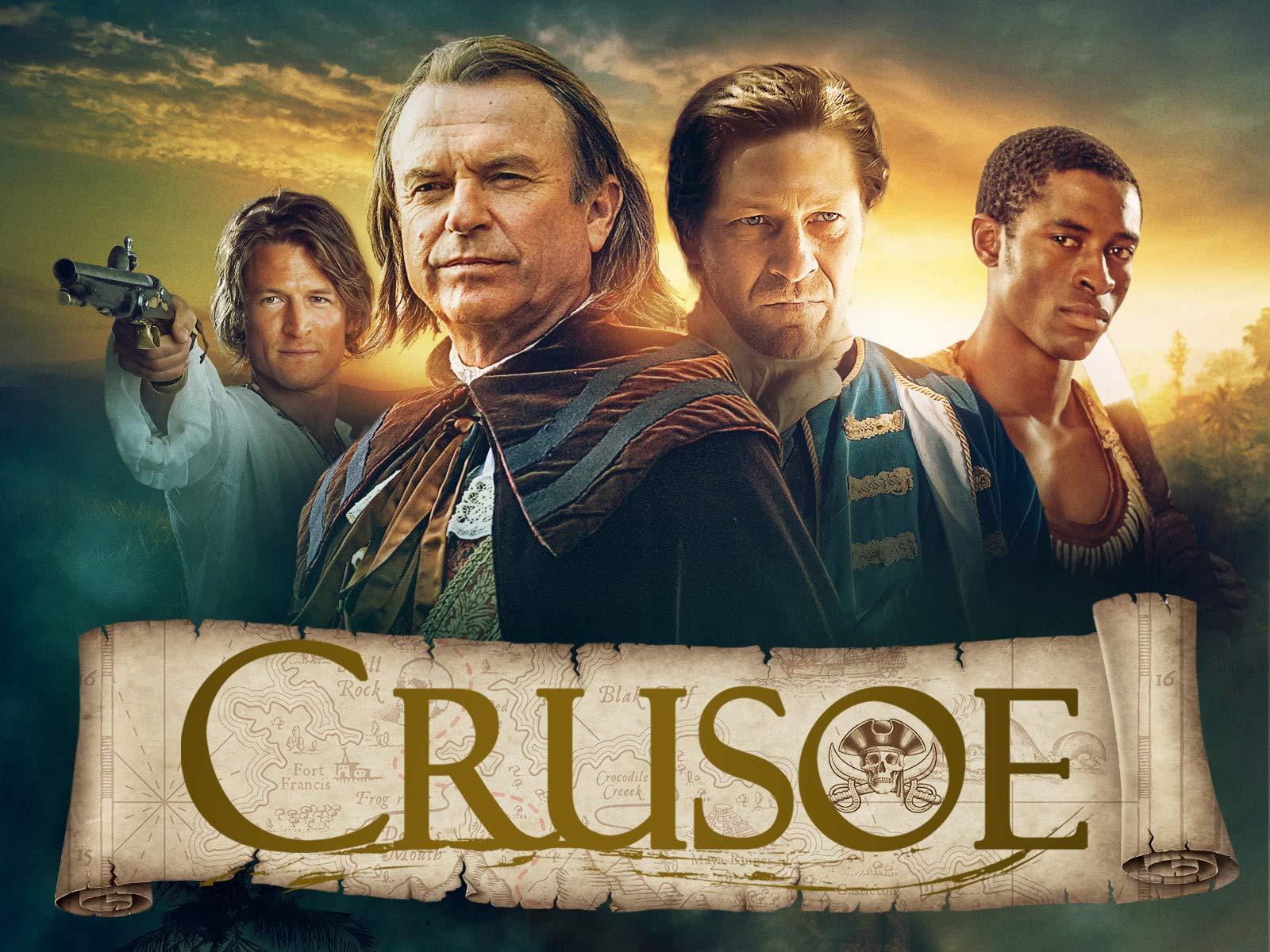 Crusoe on Amazon Prime Video UK