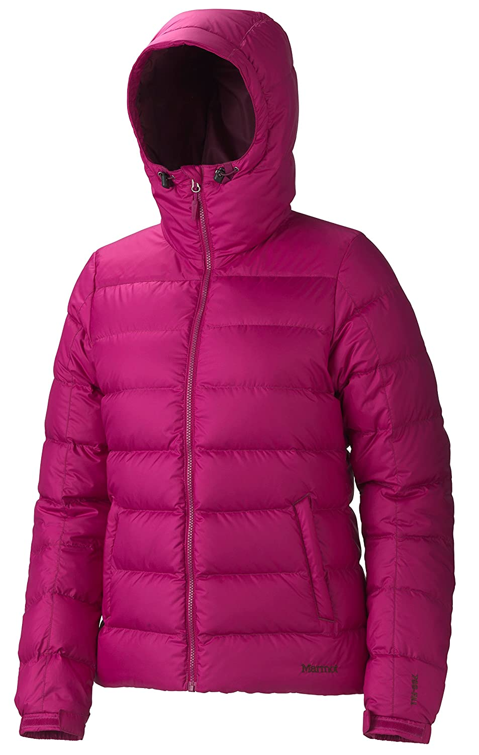 Marmot Guides Down Hoody Women plum rose 2014