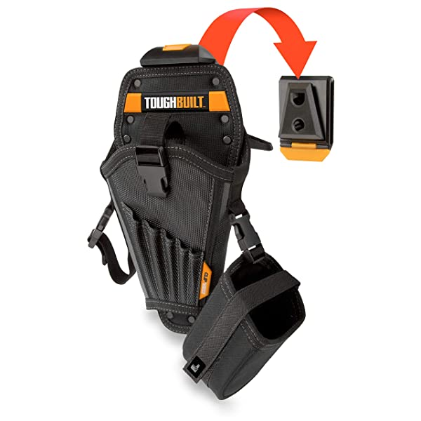 ToughBuilt - Drill Holster with 8 pockers, TB-CT-20