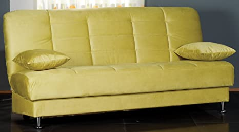 Vegas Sofa Sleeper - Rainbow Green