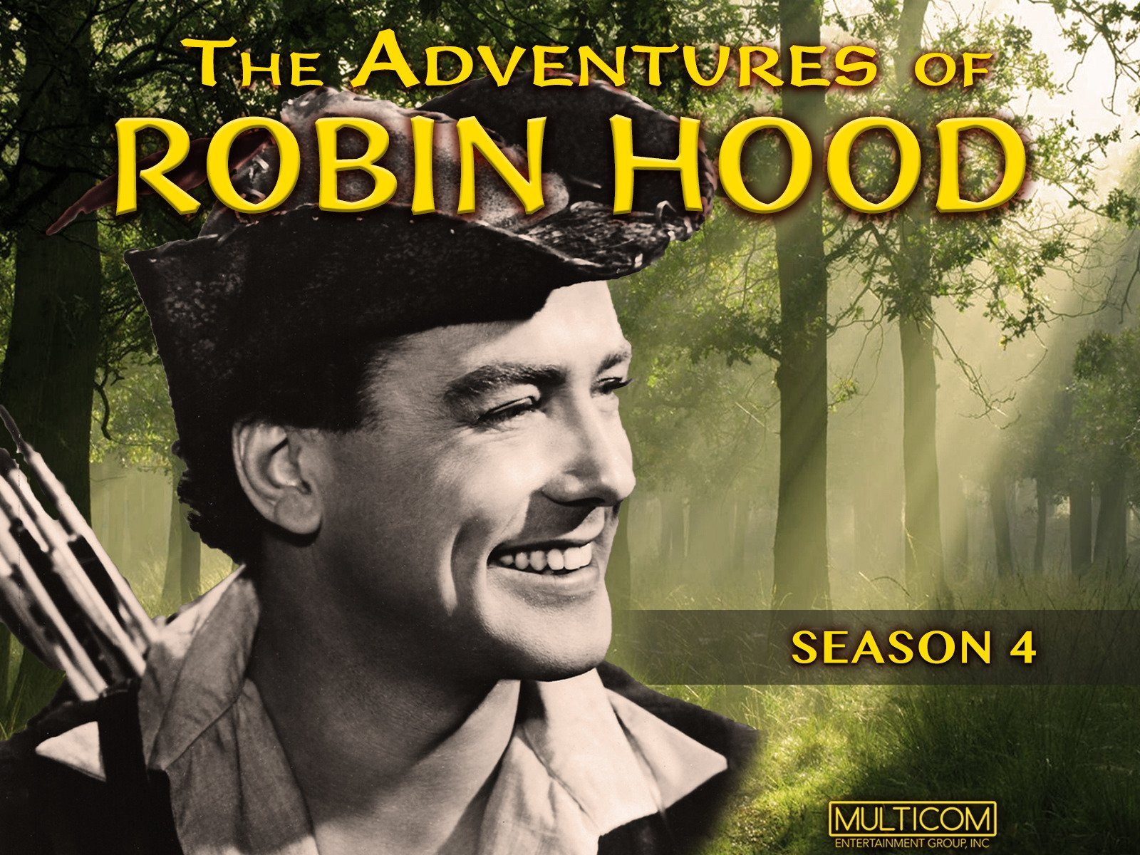 The Adventures of Robin Hood - Season 4