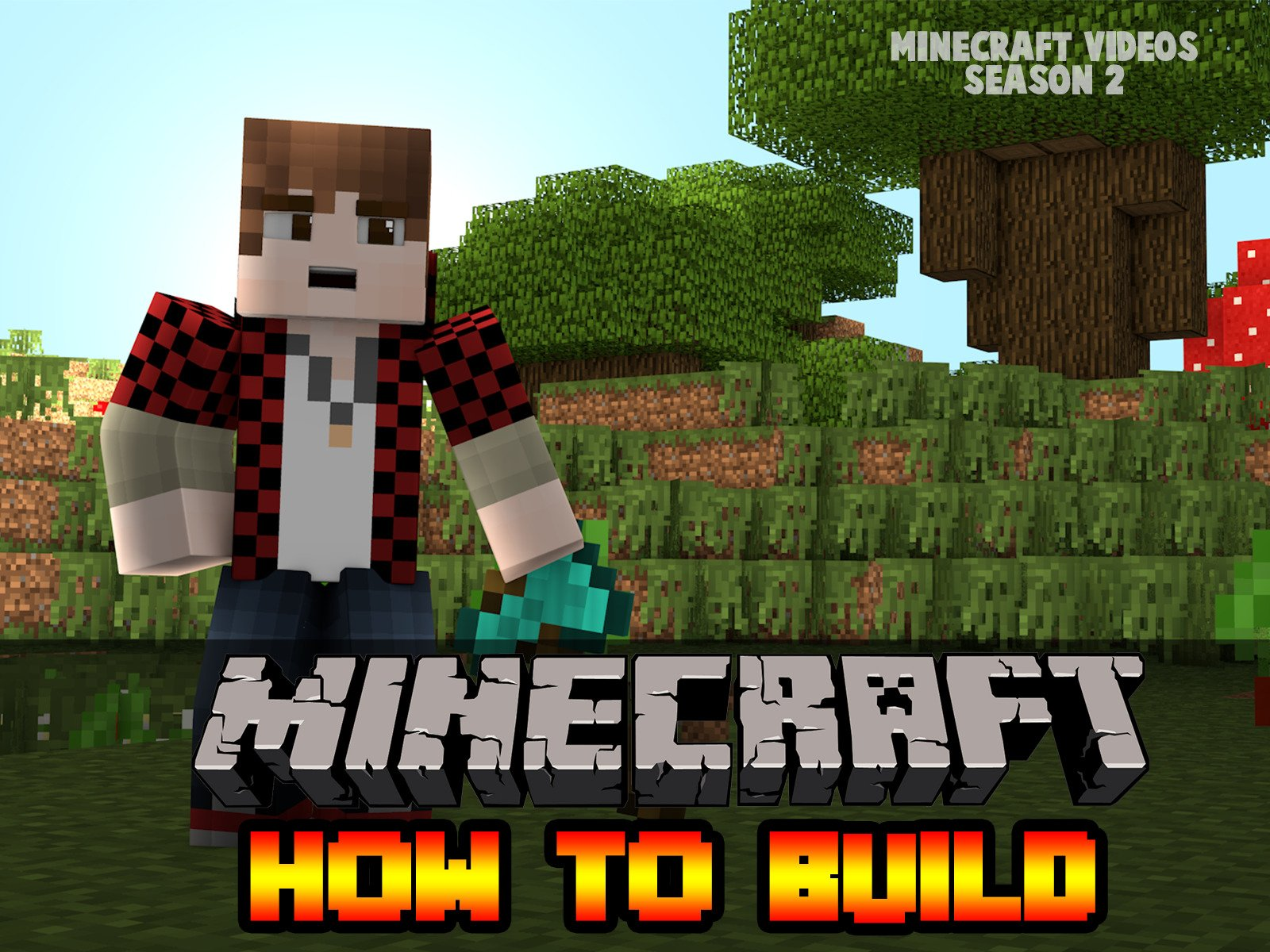 Minecraft how to build...