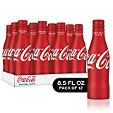 Coca-Cola Soda Soft Drink, 8.5 fl oz, 12 Pack (Tamaño: 8.5 Ounce)