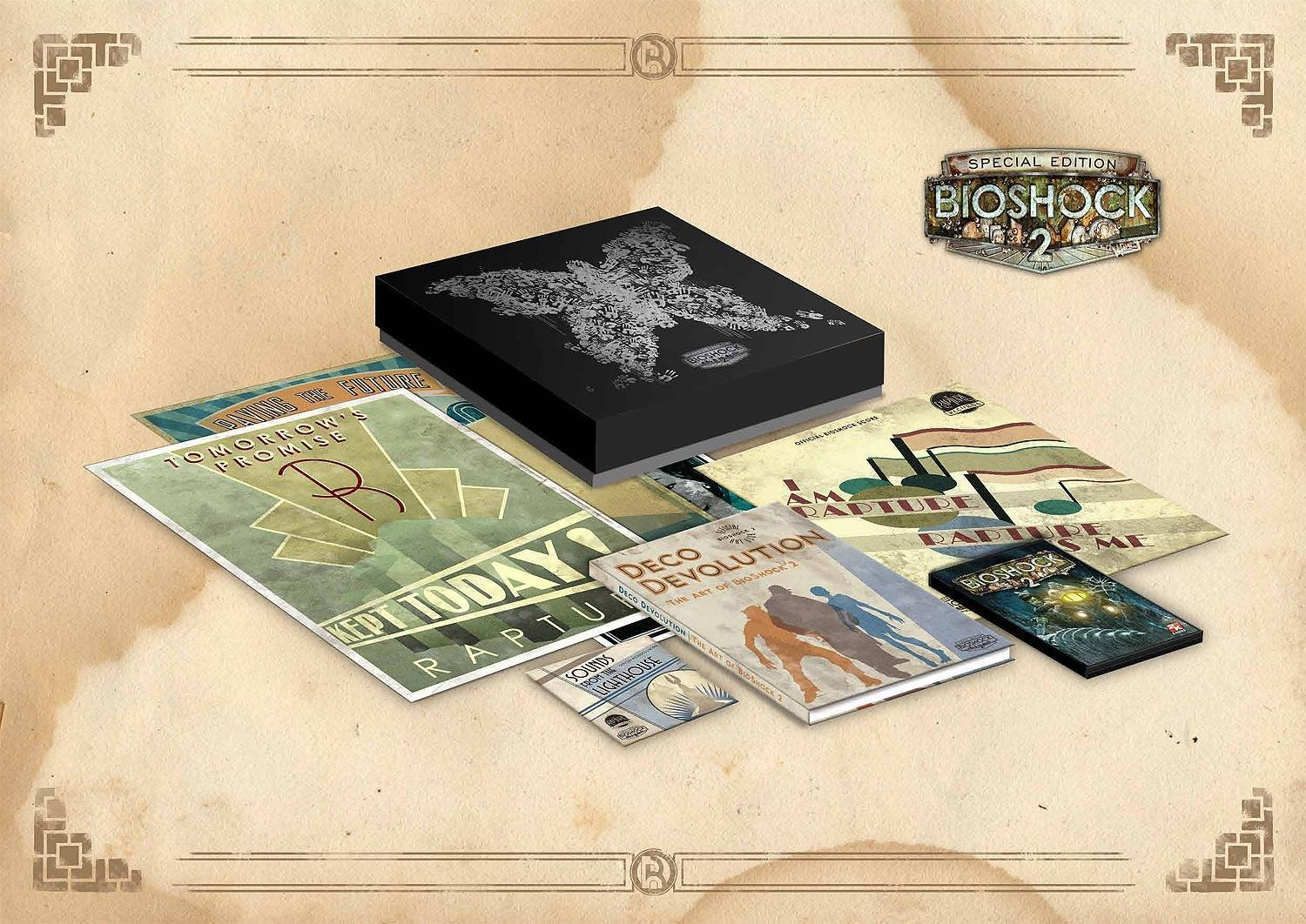 There S A The Art Of Bioshock Infinite Book But Is There
