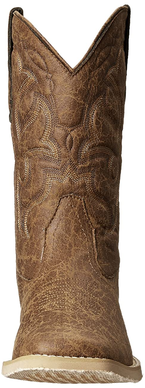 Roper Men's Vintage Square Toe Western Boot 1