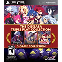 The Disgaea Triple Play Collection for PlayStation 3