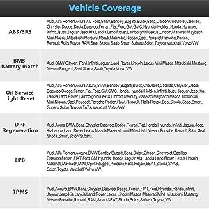 LAUNCH Creader 8021 OBD2 OBD II Scanner Ehanced Car Diagnostic Scan
